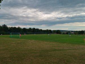 """Spiel von unserer Fußballgruppe """"DAFKS Fulda FCI"""""""