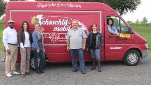 Schaschlikmobil